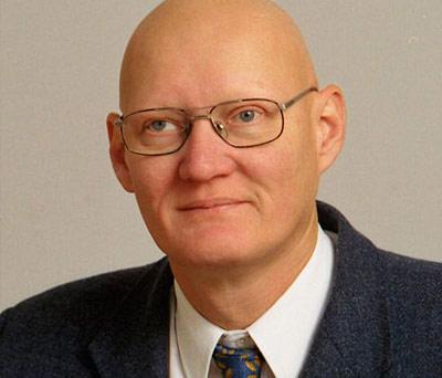 Le biologiste Claude Villeneuve