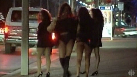 is prostitution legal in bc quake