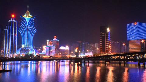 Macao casino de carte de bande