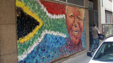 Première émission : Souvenirs d'apartheid