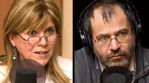 Danielle Perreaul et Martin Winckler