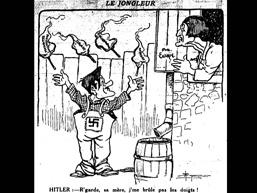 Caricatures en temps de crise