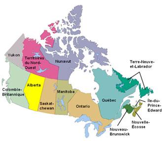 Canadian Provinces Map Quiz  Sporcle  Worlds