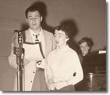Jean Brisson et Pierrette Boulanger