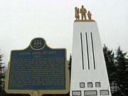 Monument commémoratif des événements de Reesor Siding