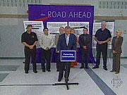 Lors de la campagne de 2003