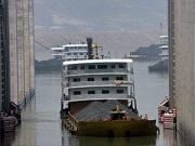 Barrage sur le Yangtzé