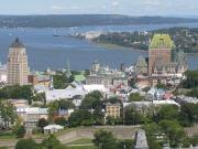 Ville de Québec en été