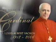 L 39 ancien cardinal vachon est mort ici radio - Louis albert de breuil ...