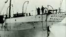 Collision dans le port d'Halifax