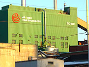 L'usine Port-Alfred