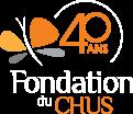 Logo de la fondation du CHUS