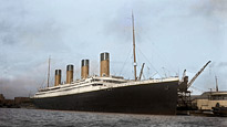 Le Titanic à Southampton