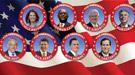 Les candidats retirés des primaires