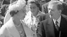 Élisabeth II à la table de Maurice Duplessis