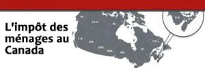 L'impôt des ménages au Canada
