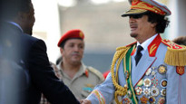 Kadhafi, un dirigeant excentrique