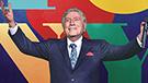 Tony Bennett célèbre ses 90ans!