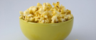 Le maïs soufflé, une collation santé?