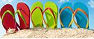 Cinq conseils pour mieux porter les sandales cet été