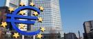 Une sculpture de l'euro démantelée