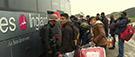 Évacuation de la «jungle» de Calais dans le calme