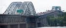 Fermeture du pont Mercier