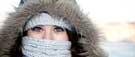 Journée froide au Québec