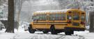 Déplacements difficiles et écoles fermées