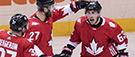 Hockey: des années dorées pour le Canada