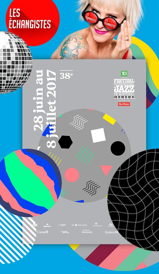 Concours vivez le festival international de jazz de for Achat television montreal