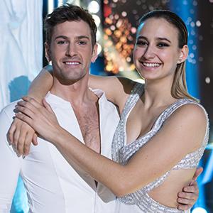 Quatrième couple à danser